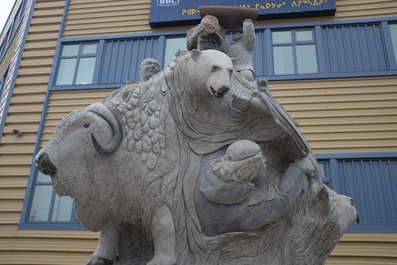 Evocative Inuit Art