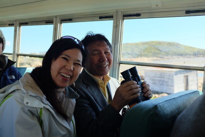 Japanese Friends During Local Tour