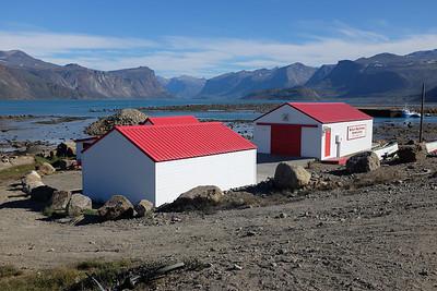 Canadian Arctic + Greenland