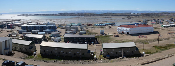 Iqaluit and Frobisher Bay