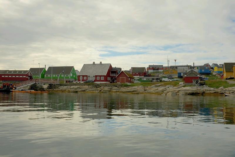 Qeqertarssuaq Waterfront