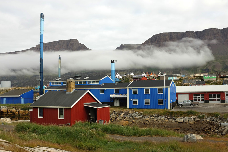 Greenland is Famous for Its Colorful Houses