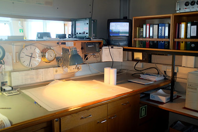 The Navigation Room, outboard portion
