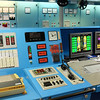 The status of most systems throughout the ship appeared on the LCD Screens. An alert would bring up a specific system screen with the discrepant component identified, as happened during our visit.