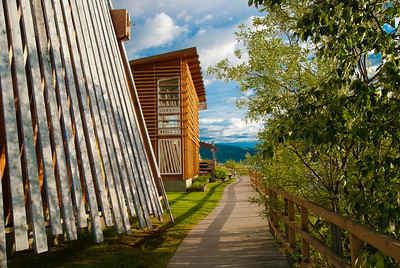 Dänojà Zho Cultural Centre, Dawson City