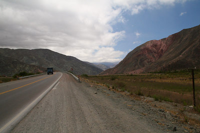 Humahuaca and the hill of seven colors 040