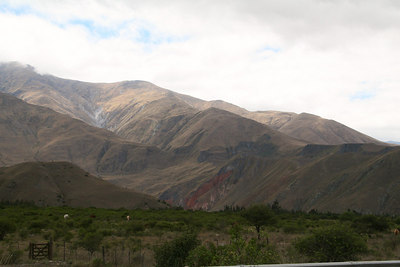 Humahuaca and the hill of seven colors 020