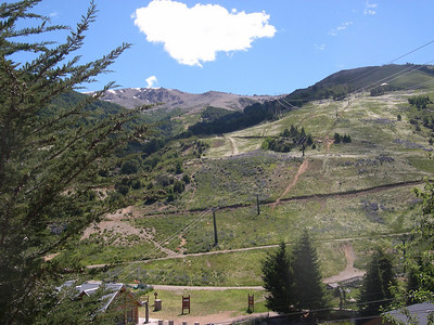 We will begin by riding the gondola & chairlift to the top.