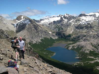 Mountain Lake: Kind of like Dickinson