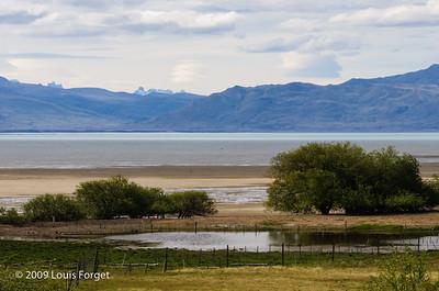 Lago Argentino, Hostería El Galpón del Glaciar