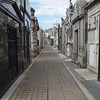 Recoleta Cemetery, created in 1822, now contains more than 6,400 mausoleums and sculptural works.