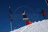 Winter sports in Cerro Catedral, Bariloche, Province of Rio Negro, Patagonia, Argentina, September, 2005. (Australfoto/Horacio Paone)