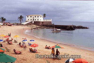Salvador-Bahia Beach