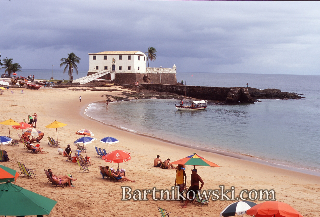 Salvador-Bahia Beach