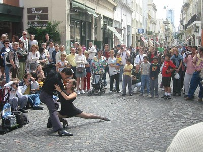Argentina, March 18- April 9, 2005
