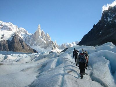 Cerro Torre, Patagonia, Argentina, March 31, 2005