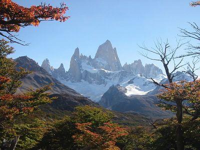 Fitz Roy, Patagonia, Argentina, April 1, 2005