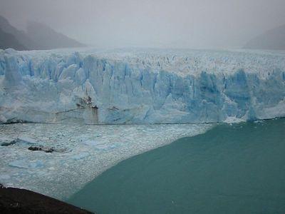 Perito Moreno Glacier, Patagonia, Argentina, March 27, 2005