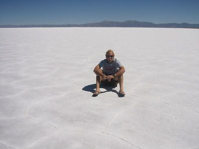 Salinas Grandes, Argentina, April 8, 2005