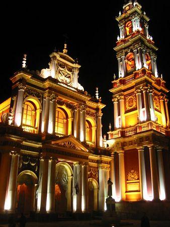 Salta, Argentina, April 4-5, 2005