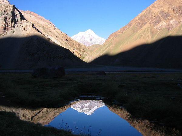 Argentina - Mt. Aconcagua Climb  Feb.2003
