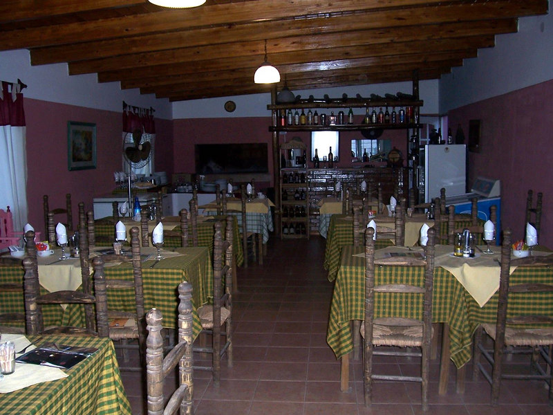 <h3>Where I got my favorite meal in Argentina---the Escondido, in Potrerillos.</h3>