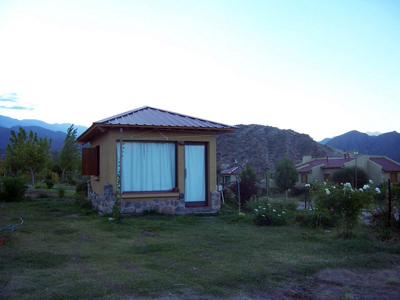 <h3>The casita at Potrerillos.</h3>