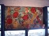 <h3>Tile mural in the Mendoza aquarium.</h3>