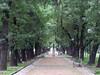 <h3>Plaza Bernardo O'Higgins, Mendoza.  (O'Higgins is the main Chilean hero, who with San Martin liberated Chile.)</h3>