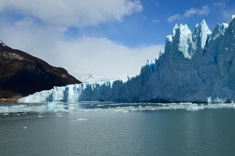 Perito Moreno Glacier - southern end.