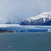 Perito Moreno Glacier from Lago Argentino.
