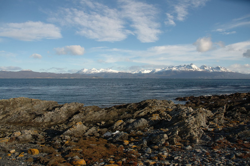 Another view of the Beagle Channel.