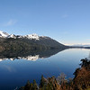 Lago Gutierrez, just west of Bariloche, looking north.