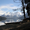 Lago Mascardi, southwest of Bariloche.