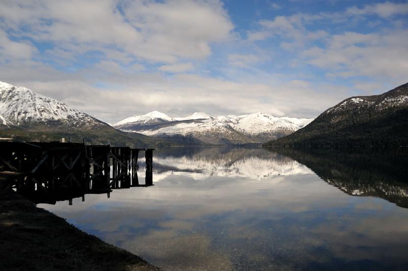 Lago Mascardi, Argentina.