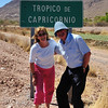 Upon the Tropic of Capricorn!  (Salta, Argentina).