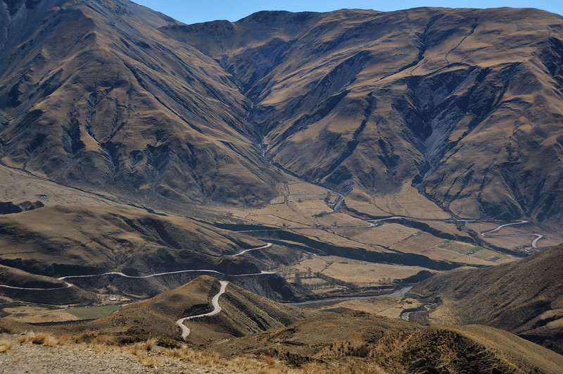 Taken from the mountain road through Cachipampa, Salta, Argentina.