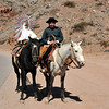 Gaucho on religious pilgrimage just north of Las Conchas.