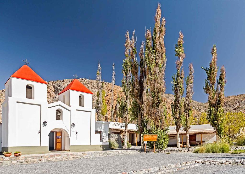 El Alfarcito, <br /> Route 40 NW Argentina