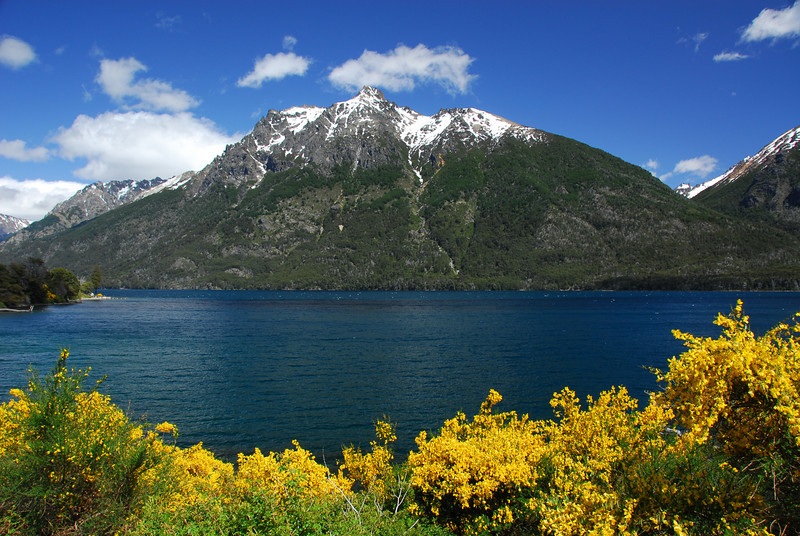Outside of Bariloche, Argentina
