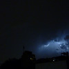 Lightning Show from our apartment