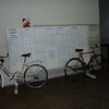This board is how you know what classroom to go to, or where you can lock your bike.