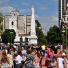 Buenos Aires. Piramide Mayo 1811