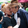 Street Tango dance, Feria de San Telmo.