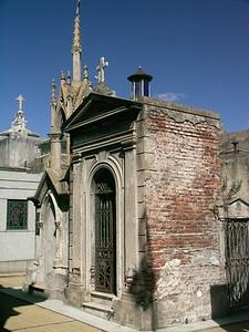 La Recoleta Cemetery in Buenos Aires