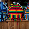 There was a mini-market in the plaza within Iguazu Falls. I really liked the lines and colors of these bags.
