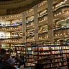 El Ateneo bookstore, from a converted theater.