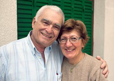 Buenos Aires, Argentina  (Nestor's Uncle Demetrio & Aunt Gina)