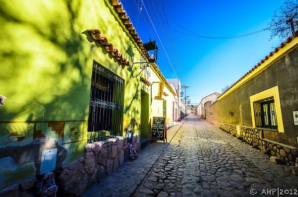 Streets of Humahuacha