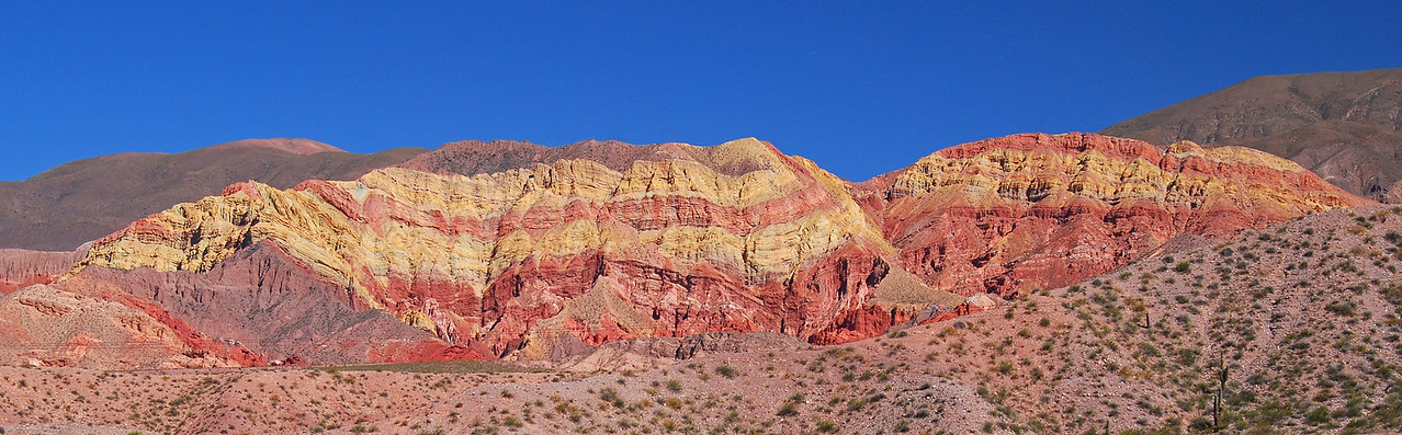 Ruta 9, north of Jujuy